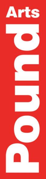 poundarts vertical logo